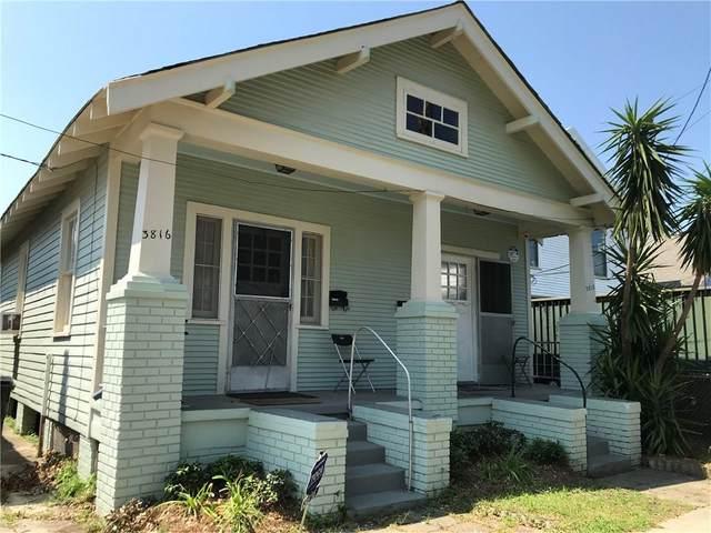 3816 18 Orleans Avenue, New Orleans, LA 70119 (MLS #2314836) :: Keaty Real Estate