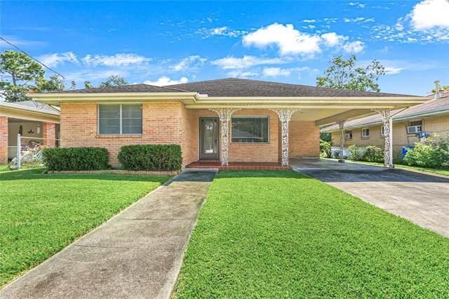 829 Homestead Avenue, Metairie, LA 70005 (MLS #2314918) :: Turner Real Estate Group