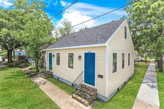 6300 Dauphine Street, New Orleans, LA 70117 (MLS #2314924) :: Crescent City Living LLC