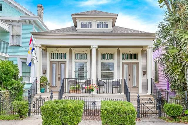 7517-7519 Zimpel Street, New Orleans, LA 70118 (MLS #2314945) :: Freret Realty