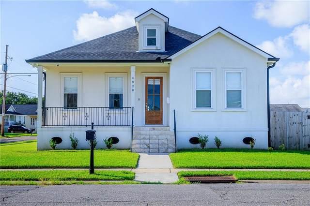4920 Dreux Avenue, New Orleans, LA 70126 (MLS #2314977) :: Freret Realty