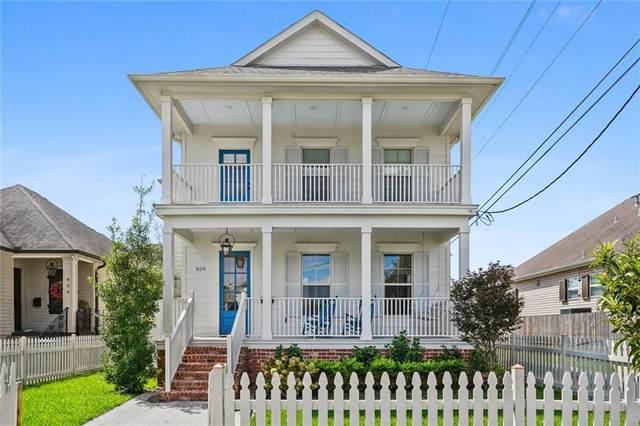 820 Filmore Avenue, New Orleans, LA 70124 (MLS #2315006) :: Top Agent Realty
