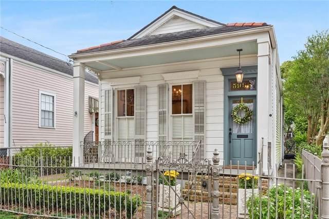5938 Patton Street, New Orleans, LA 70115 (MLS #2315057) :: Satsuma Realtors