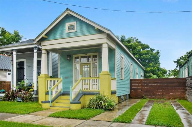 408 St Maurice Avenue, New Orleans, LA 70117 (MLS #2315058) :: Crescent City Living LLC