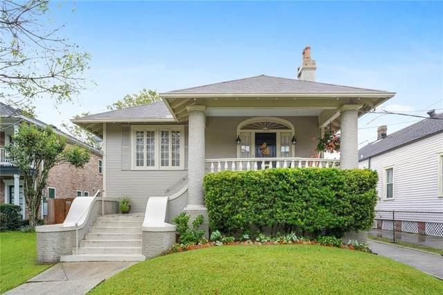 7830 Walmsley Avenue, New Orleans, LA 70125 (MLS #2315072) :: Freret Realty