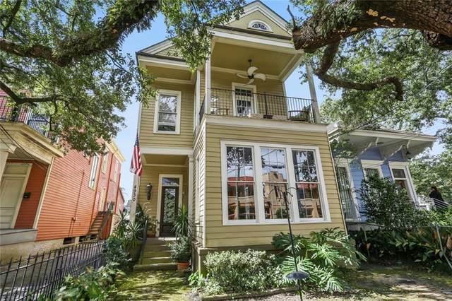 4930 Magazine Street, New Orleans, LA 70115 (MLS #2315122) :: United Properties
