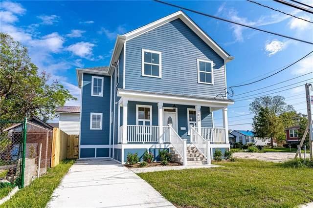 2629 Mendez Street, New Orleans, LA 70122 (MLS #2315132) :: United Properties