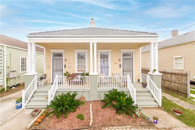 433 35 Belleville Street, New Orleans, LA 70114 (MLS #2315134) :: The Sibley Group