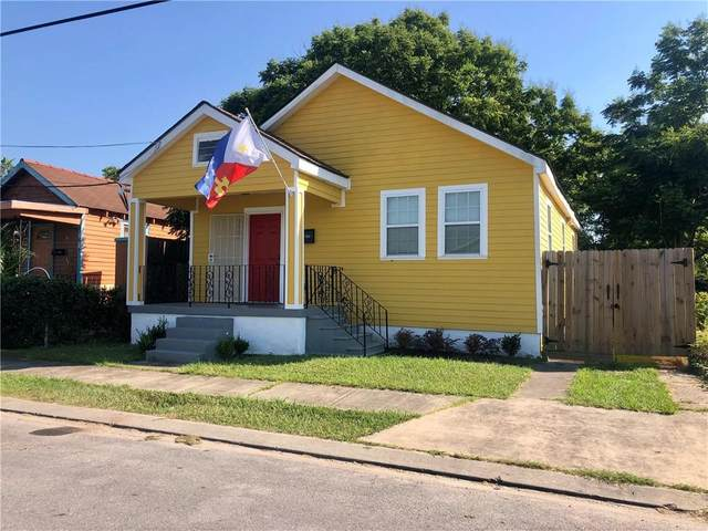 5406 N Rampart Street, New Orleans, LA 70117 (MLS #2315137) :: Crescent City Living LLC