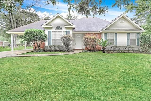 1724 Nellie Drive, Slidell, LA 70458 (MLS #2315169) :: Keaty Real Estate