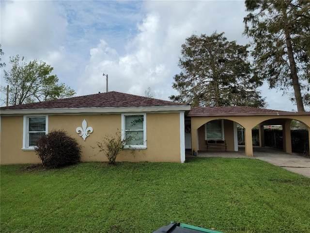 500 Willowbrook Drive, Gretna, LA 70056 (MLS #2315192) :: Freret Realty