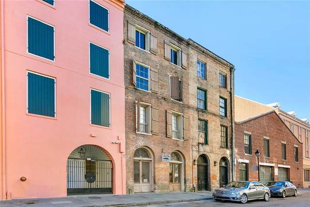 518 Conti Street, New Orleans, LA 70130 (MLS #2315290) :: The Sibley Group