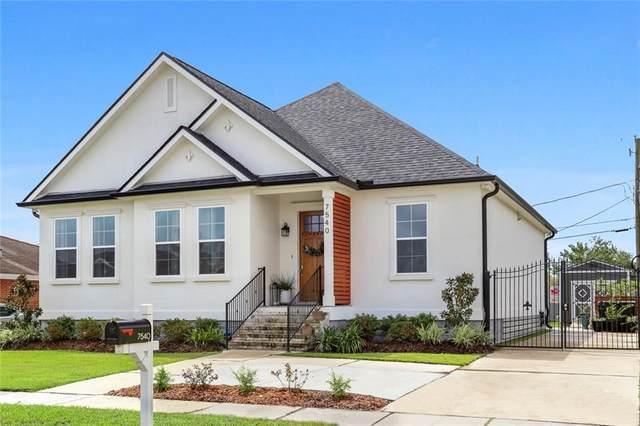 7540 Patricia Street, Arabi, LA 70032 (MLS #2315306) :: Keaty Real Estate