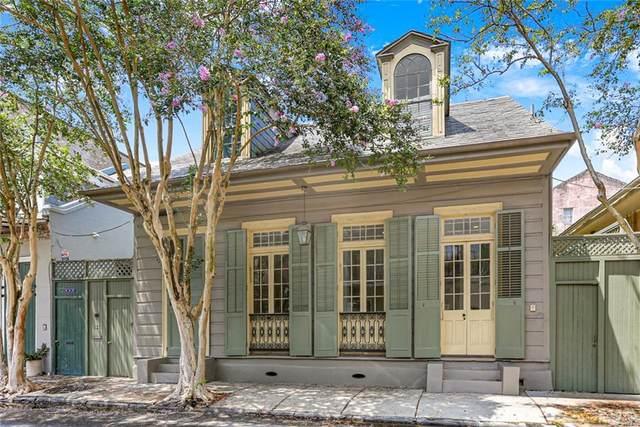 631 Burgundy Street, New Orleans, LA 70116 (MLS #2315307) :: Satsuma Realtors