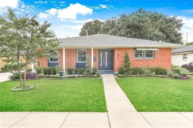3400 Ridgeway Drive, Metairie, LA 70002 (MLS #2315331) :: Top Agent Realty