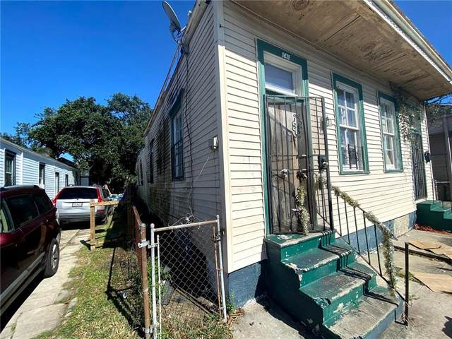 1621 Mandeville Street, New Orleans, LA 70117 (MLS #2315445) :: Amanda Miller Realty