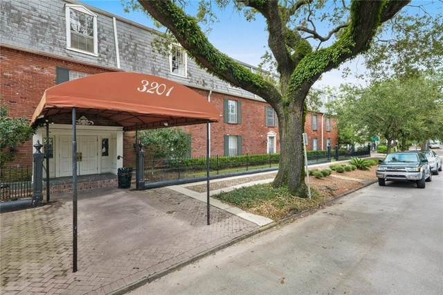 3201 St Charles Avenue #325, New Orleans, LA 70115 (MLS #2315488) :: Freret Realty