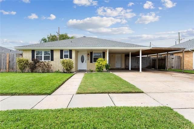 2420 Garden Drive, Meraux, LA 70075 (MLS #2315498) :: Freret Realty