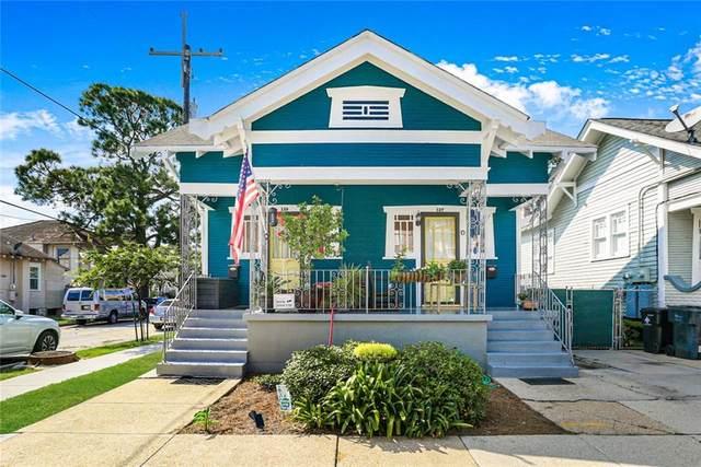 137 S Murat Street, New Orleans, LA 70119 (MLS #2315544) :: The Sibley Group