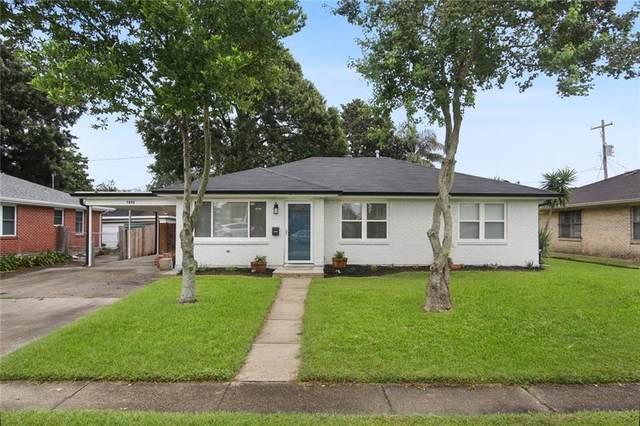 1409 Frankel Avenue, Metairie, LA 70003 (MLS #2315558) :: Freret Realty