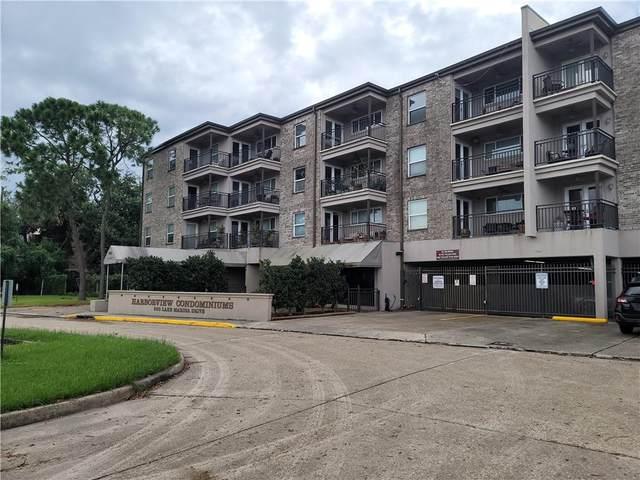500 Lake Marina Avenue #334, New Orleans, LA 70124 (MLS #2315590) :: Satsuma Realtors