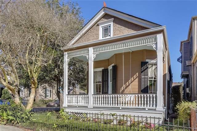 801 Calhoun Street, New Orleans, LA 70118 (MLS #2315598) :: Satsuma Realtors