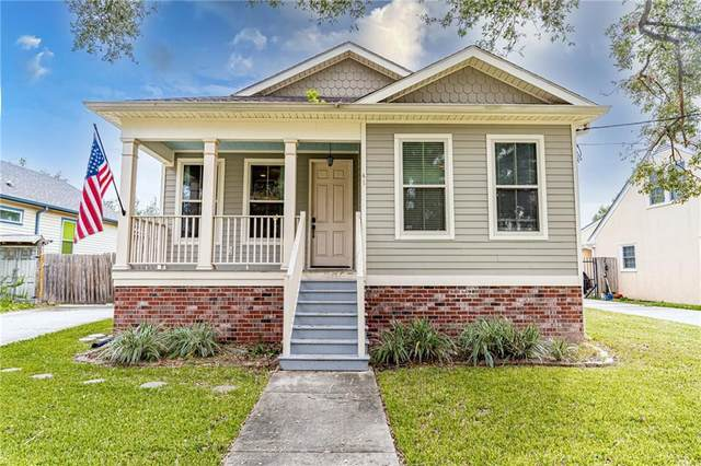 41 Chatham Drive, New Orleans, LA 70122 (MLS #2315607) :: Freret Realty