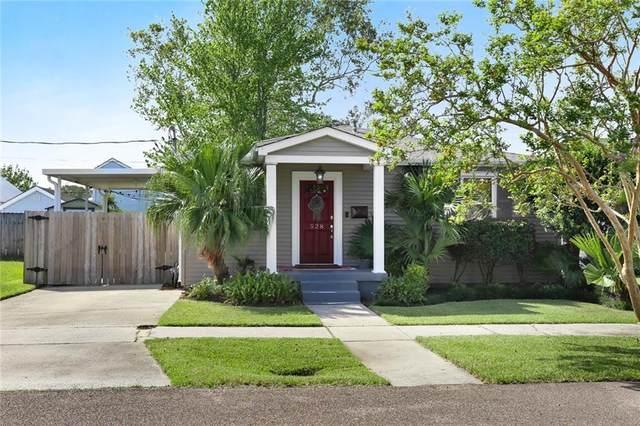 528 Carrollton Avenue, Metairie, LA 70005 (MLS #2315622) :: Keaty Real Estate