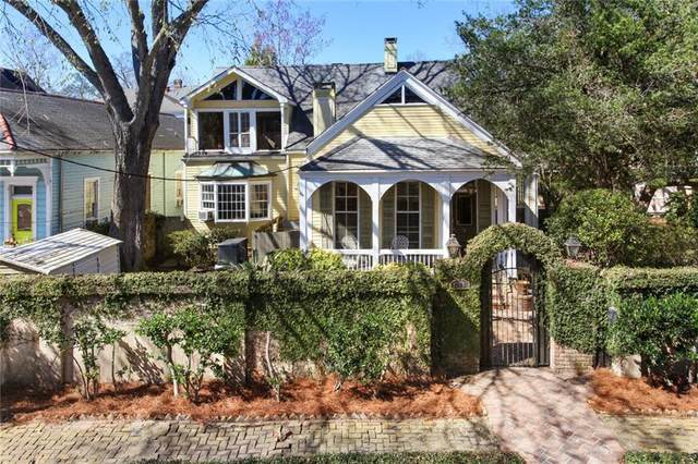 1218 Valmont Street, New Orleans, LA 70115 (MLS #2315653) :: Freret Realty