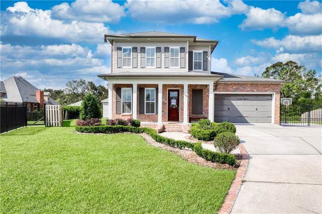 155 Chapel Hill Road, Belle Chasse, LA 70037 (MLS #2315664) :: The Sibley Group