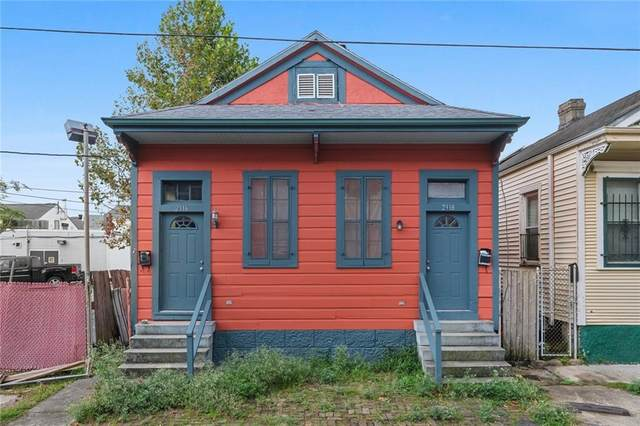 2316-18 St Ann Street, New Orleans, LA 70119 (MLS #2315673) :: The Sibley Group