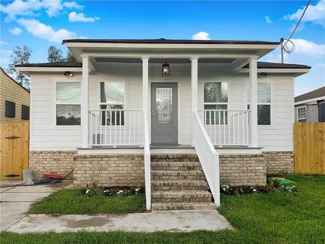 6010 Pasteur Boulevard, New Orleans, LA 70122 (MLS #2315679) :: The Sibley Group