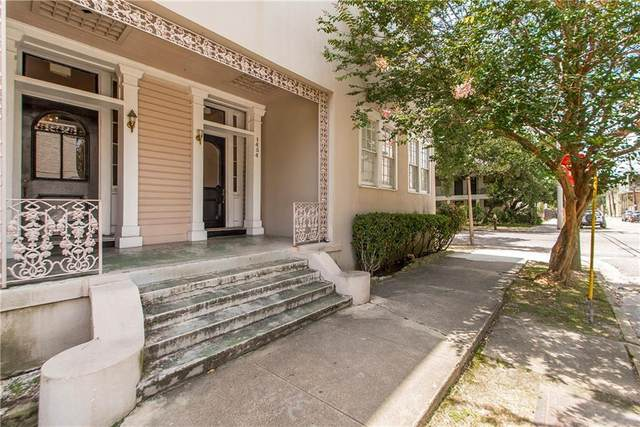 1454 St Mary Street #7, New Orleans, LA 70130 (MLS #2315696) :: Freret Realty