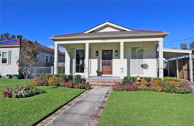 440 Metairie Lawn Drive, Metairie, LA 70001 (MLS #2315702) :: The Sibley Group