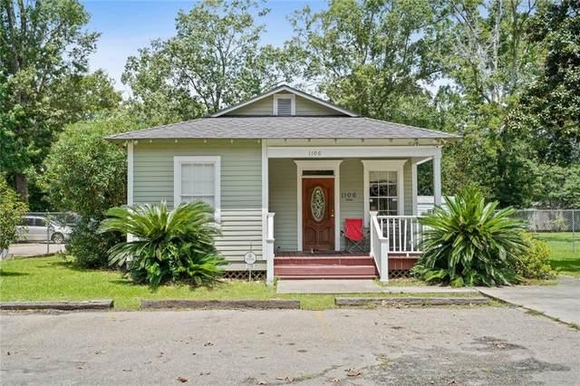 1106 Girod (Highway 59) Street, Mandeville, LA 70448 (MLS #2315746) :: Keaty Real Estate