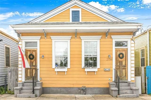 2739 Saint Peter Street, New Orleans, LA 70119 (MLS #2315793) :: Freret Realty