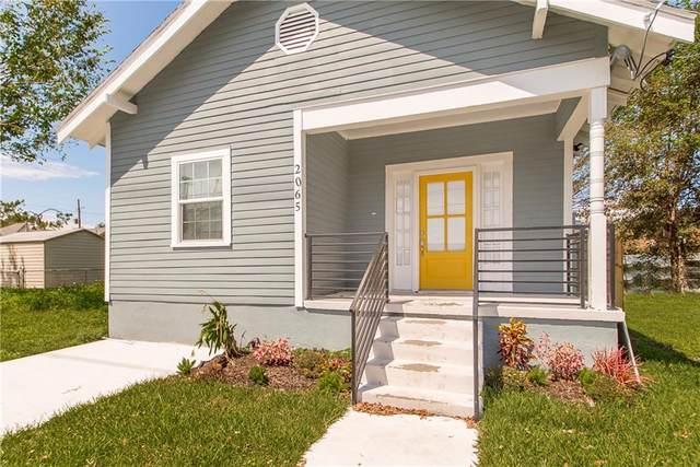 2065 Abundance Street, New Orleans, LA 70122 (MLS #2315803) :: The Sibley Group