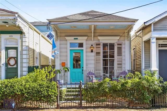3016 Laurel Street, New Orleans, LA 70115 (MLS #2315959) :: Satsuma Realtors