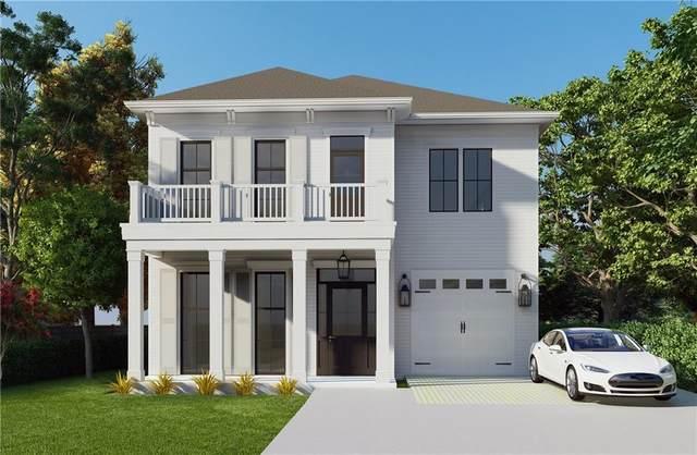 1607 Brockenbraugh Street, Metairie, LA 70005 (MLS #2315973) :: Keaty Real Estate