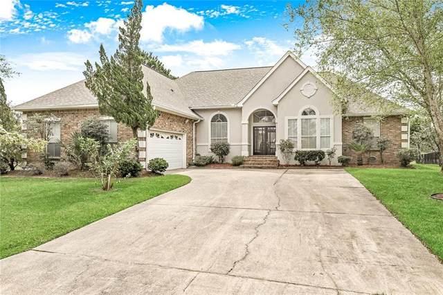25 Oak Tree Drive, Slidell, LA 70458 (MLS #2316034) :: Freret Realty