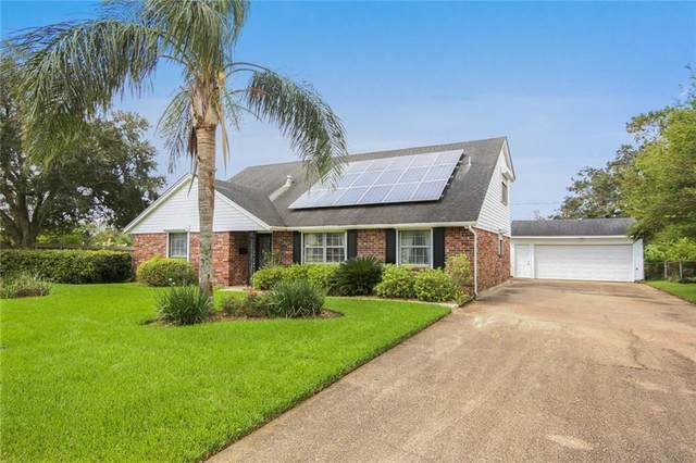 1933 Holiday Drive, New Orleans, LA 70114 (MLS #2316044) :: Freret Realty