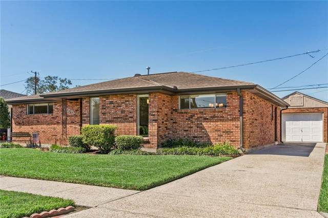 1700 Belmont Place, Metairie, LA 70001 (MLS #2316065) :: Freret Realty
