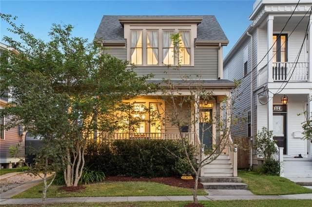 110 Atlantic Avenue, New Orleans, LA 70114 (MLS #2316121) :: Freret Realty