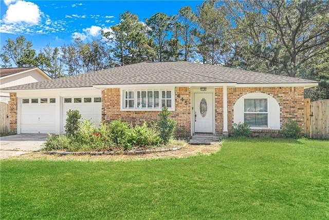 445 Ridgewood Drive, Mandeville, LA 70471 (MLS #2316123) :: Keaty Real Estate