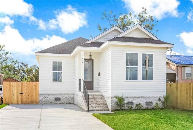 3419 Cherry Street, New Orleans, LA 70118 (MLS #2316129) :: Satsuma Realtors