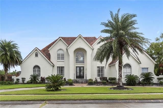6011 Eastover Drive, New Orleans, LA 70128 (MLS #2316172) :: Freret Realty