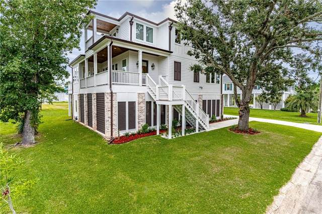 125 Barkley Drive, Pass Christian, MS 39571 (MLS #2316378) :: Top Agent Realty