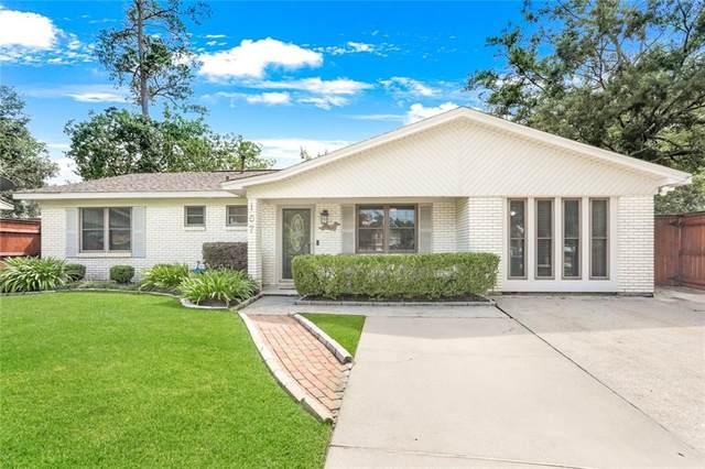 107 Meadowmoss Drive, Slidell, LA 70458 (MLS #2316397) :: Freret Realty