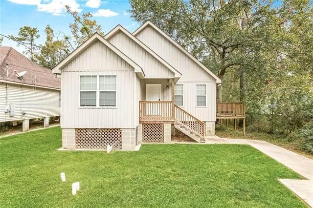 4703 Oak Drive, Slidell, LA 70461 (MLS #2316400) :: Freret Realty