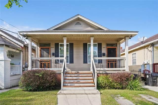 2625 27 Acacia Street, New Orleans, LA 70122 (MLS #2316442) :: Freret Realty
